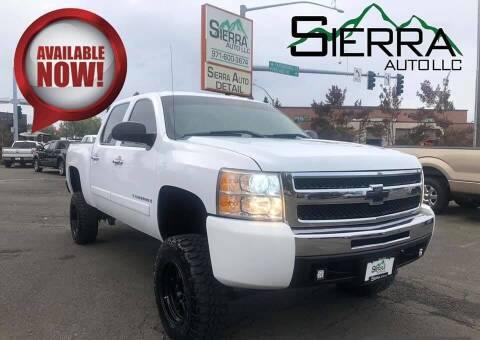 2007 Chevrolet Silverado 1500 for sale at SIERRA AUTO LLC in Salem OR