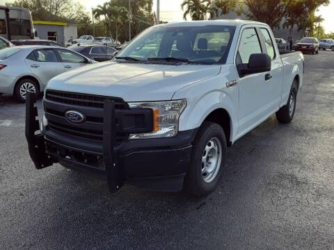 2019 Ford F-150 for sale at YOUR BEST DRIVE in Oakland Park FL