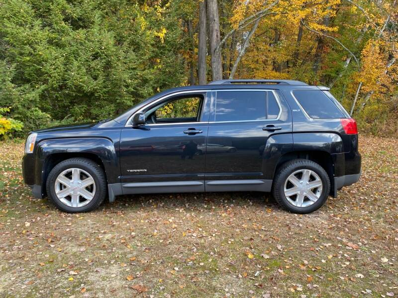 2012 GMC Terrain for sale at Broadway Motor Sales and Auto Brokers in North Chelmsford MA
