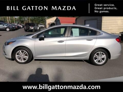 2017 Chevrolet Cruze for sale at Bill Gatton Used Cars - BILL GATTON ACURA MAZDA in Johnson City TN