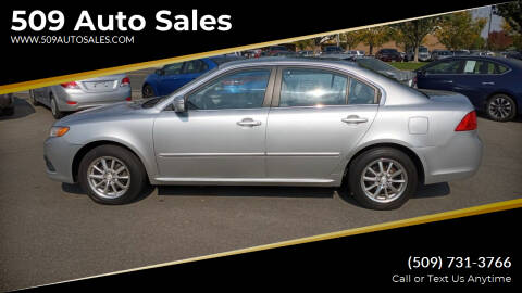 2009 Kia Optima for sale at 509 Auto Sales in Kennewick WA
