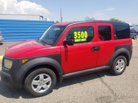 2005 Honda Element for sale at CAMEL MOTORS in Tucson AZ