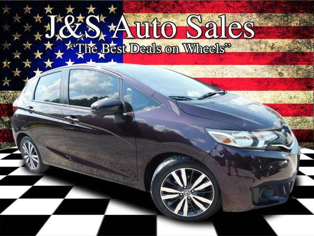 2016 Honda Fit for sale at J & S Auto Sales in Clarksville TN