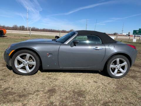 2008 Pontiac Solstice for sale at Sam Buys in Beaver Dam WI