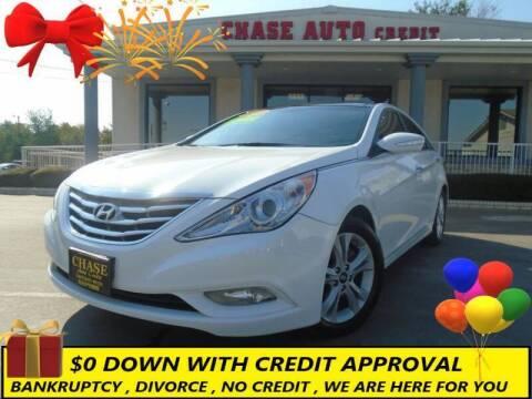 2013 Hyundai Sonata for sale at Chase Auto Credit in Oklahoma City OK