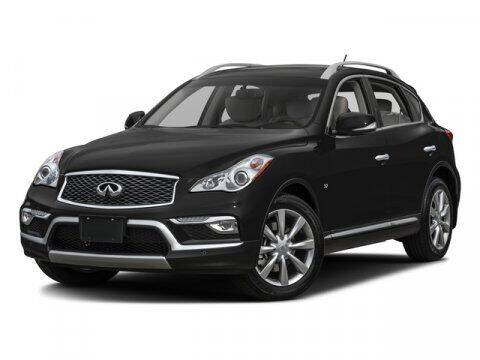 2017 Infiniti QX50 for sale at DON'S CHEVY, BUICK-GMC & CADILLAC in Wauseon OH