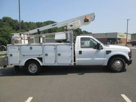 2008 Ford F-350 Super Duty for sale at Tri Town Truck Sales LLC in Watertown CT