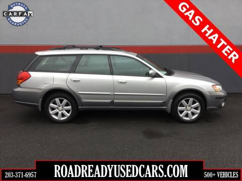 2007 Subaru Outback for sale at Road Ready Used Cars in Ansonia CT