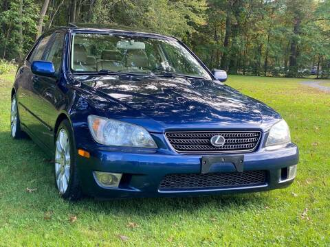 2005 Lexus IS 300 for sale at Choice Motor Car in Plainville CT