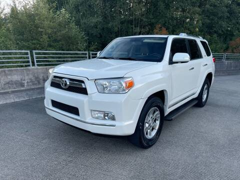 2011 Toyota 4Runner for sale at Zipstar Auto Sales in Lynnwood WA