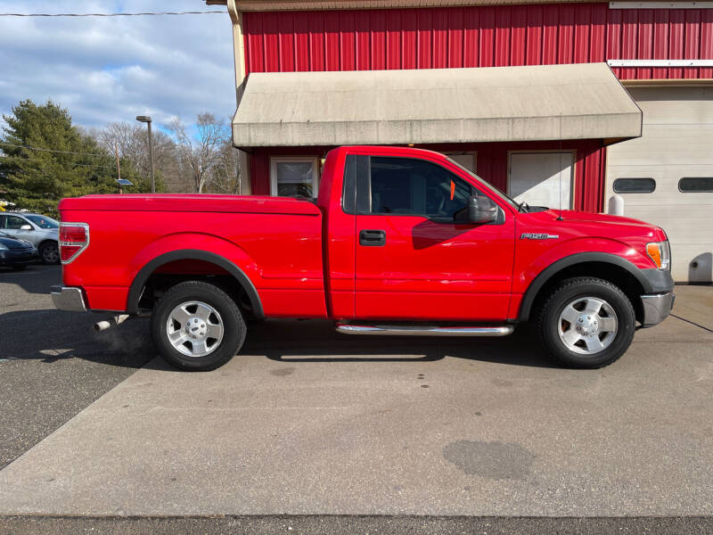 2010 Ford F-150 for sale at JWP Auto Sales,LLC in Maple Shade NJ