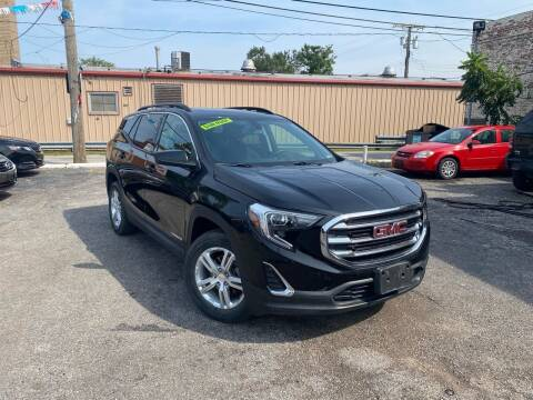 2019 GMC Terrain for sale at Some Auto Sales in Hammond IN