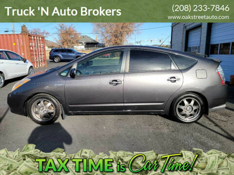 2008 Toyota Prius for sale at Truck 'N Auto Brokers in Pocatello ID