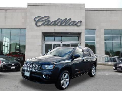 2014 Jeep Compass for sale at Radley Cadillac in Fredericksburg VA