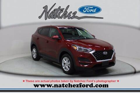 2019 Hyundai Tucson for sale at Auto Group South - Natchez Ford Lincoln in Natchez MS