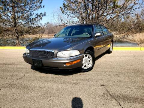 2000 Buick Park Avenue for sale at Excalibur Auto Sales in Palatine IL