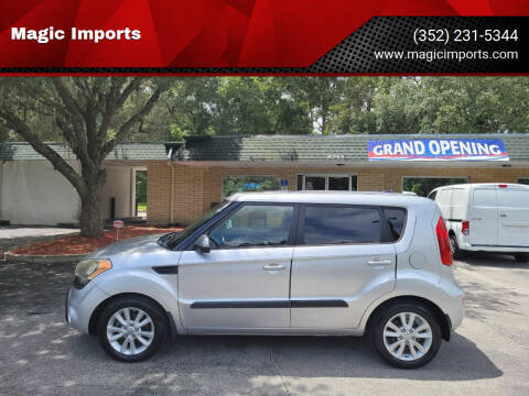 2013 Kia Soul for sale at Magic Imports in Melrose FL