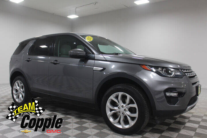 2015 Land Rover Discovery Sport for sale at Copple Chevrolet GMC Inc in Louisville NE