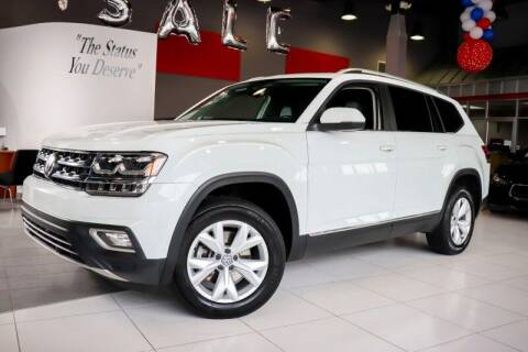 2018 Volkswagen Atlas for sale at Quality Auto Center in Springfield NJ