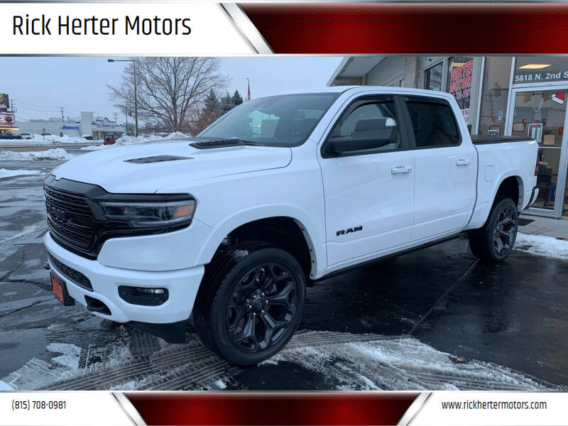 2021 RAM Ram Pickup 1500 for sale at Rick Herter Motors in Loves Park IL