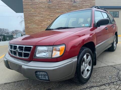 1999 Subaru Forester for sale at Prime Auto Sales in Uniontown OH