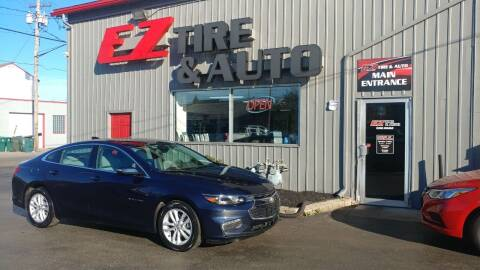2017 Chevrolet Malibu for sale at EZ Tire & Auto in North Tonawanda NY