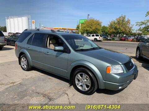2006 Ford Freestyle for sale at About New Auto Sales in Lincoln CA