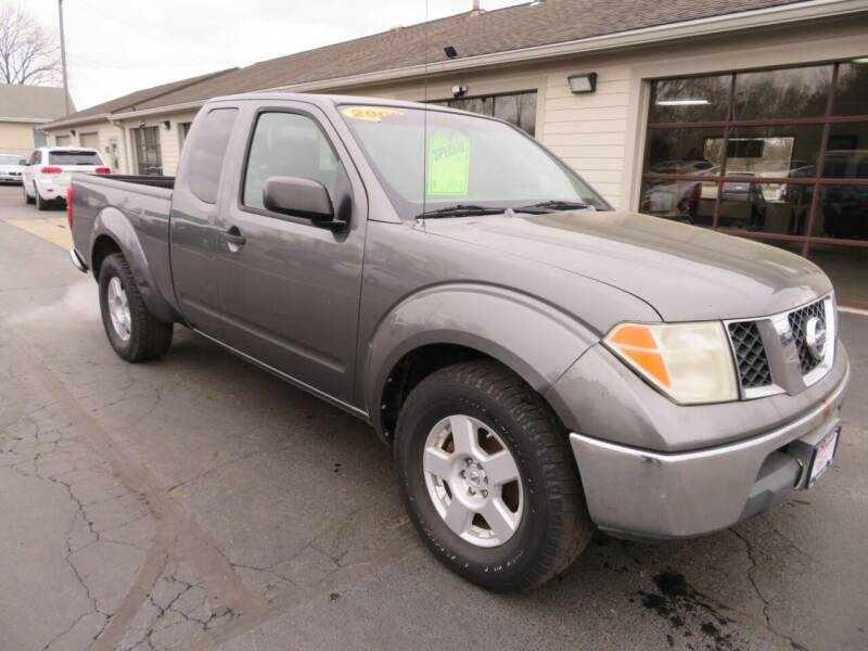 2006 Nissan Frontier for sale at Tri-County Pre-Owned Superstore in Reynoldsburg OH