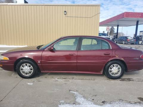 2002 Buick LeSabre for sale at Dakota Auto Inc. in Dakota City NE