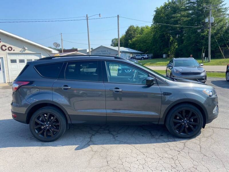 2017 Ford Escape for sale at Bic Motors in Jackson MO