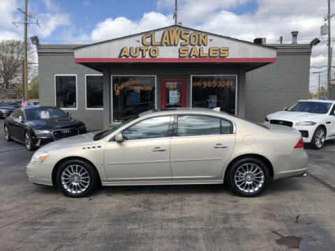 2009 Buick Lucerne for sale at Clawson Auto Sales in Clawson MI