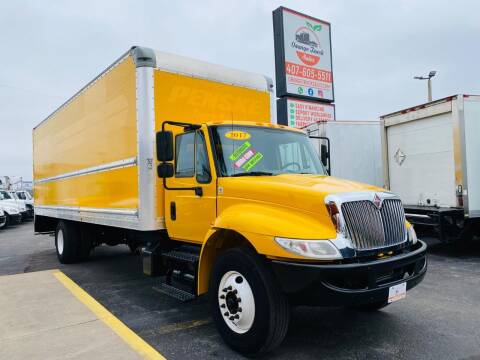 2017 International DuraStar 4300 for sale at Orange Truck Sales in Orlando FL
