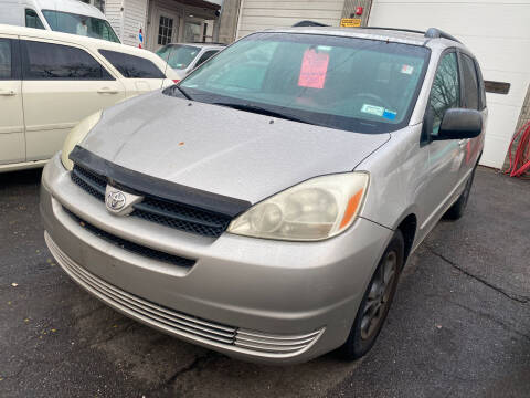 2004 Toyota Sienna for sale at White River Auto Sales in New Rochelle NY