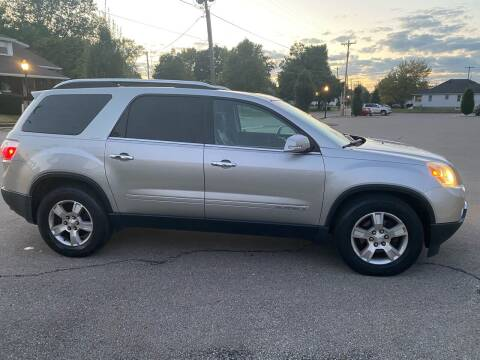 2008 GMC Acadia for sale at CARLUX in Fortville IN