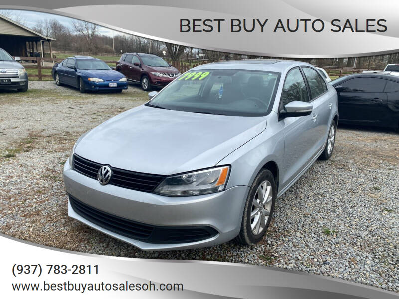 2012 Volkswagen Jetta for sale at Best Buy Auto Sales in Midland OH