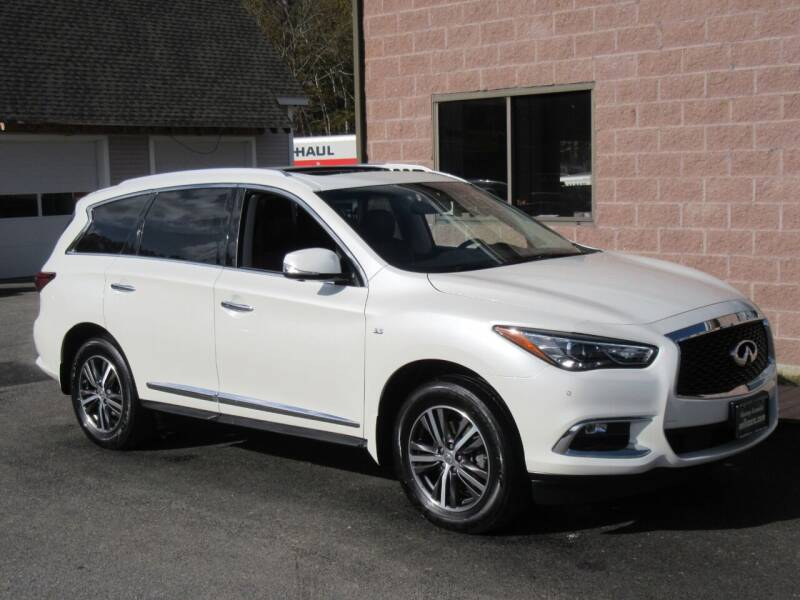 2017 Infiniti QX60 for sale at Advantage Automobile Investments, Inc in Littleton MA