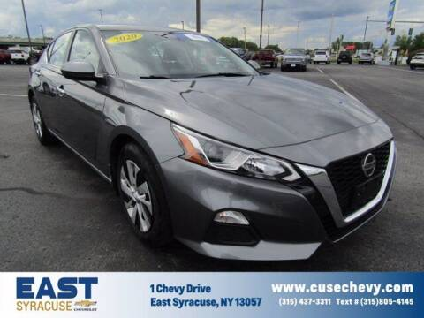 2020 Nissan Altima for sale at East Syracuse Performance Sales & Service in Syracuse NY