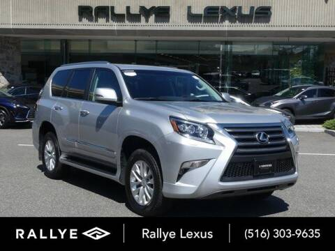 2019 Lexus GX 460 for sale at RALLYE LEXUS in Glen Cove NY