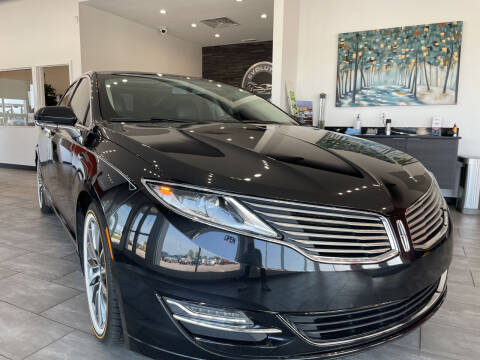 2014 Lincoln MKZ for sale at Evolution Autos in Whiteland IN