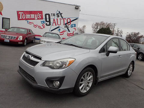 2012 Subaru Impreza for sale at Tommy's 9th Street Auto Sales in Walla Walla WA