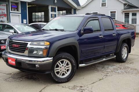 2010 GMC Canyon for sale at Cass Auto Sales Inc in Joliet IL