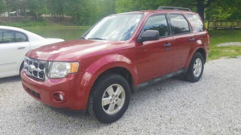 2011 Ford Escape for sale at Victory Auto Sales LLC in Mooreville MS