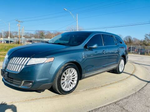 2010 Lincoln MKT for sale at Xtreme Auto Mart LLC in Kansas City MO