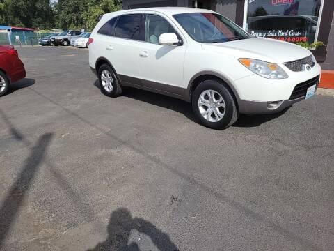 2008 Hyundai Veracruz for sale at Bonney Lake Used Cars in Puyallup WA