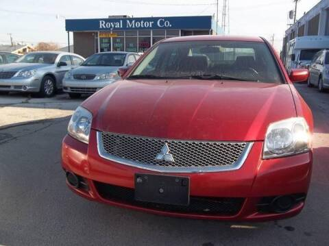 2012 Mitsubishi Galant for sale at Royal Motors - 33 S. Byrne Rd Lot in Toledo OH