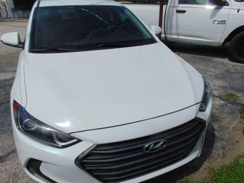 2017 Hyundai Elantra for sale at Payday Motor Sales in Lakeland FL