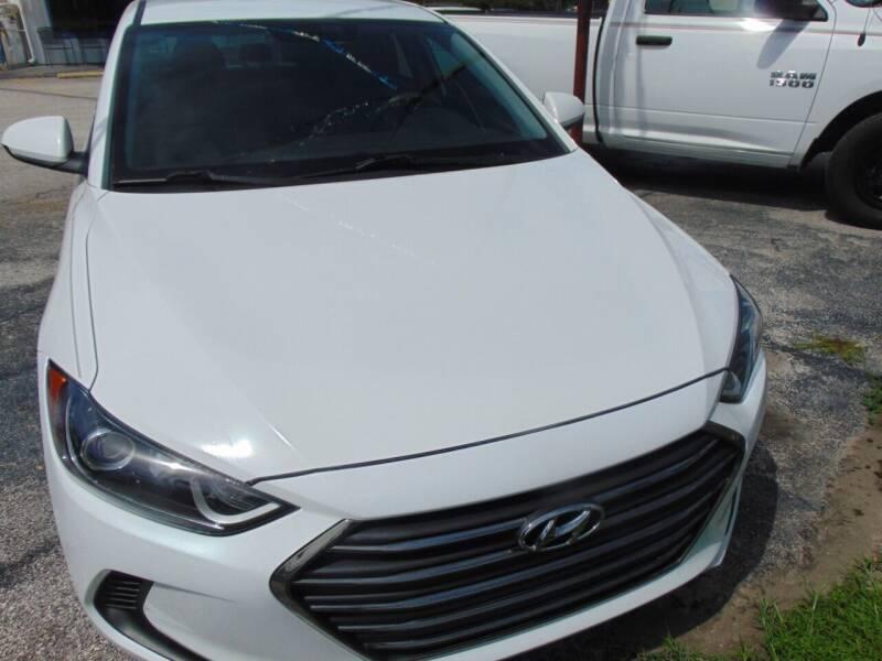 2017 Hyundai Elantra for sale in Lakeland, FL