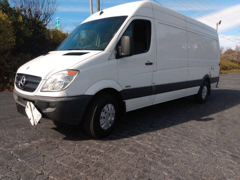 2012 Mercedes-Benz Sprinter Cargo for sale at Pendergrass Public Auto Auction in Pendergrass GA