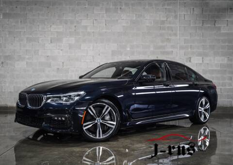 2019 BMW 7 Series for sale at J-Rus Inc. in Macomb MI