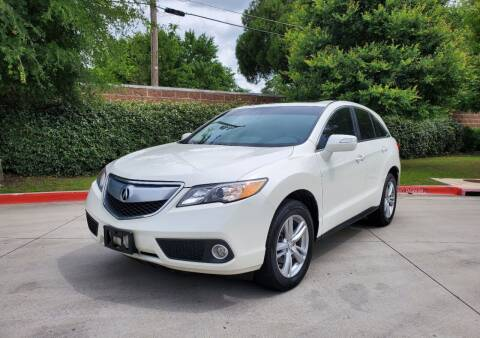 2014 Acura RDX for sale at International Auto Sales in Garland TX
